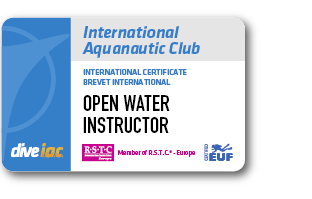 Open Water Instructor